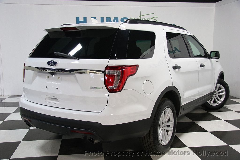 Ford Dealership Fort Lauderdale >> 2016 Used Ford Explorer FWD 4dr at Haims Motors Serving Fort Lauderdale, Hollywood, Miami, FL ...