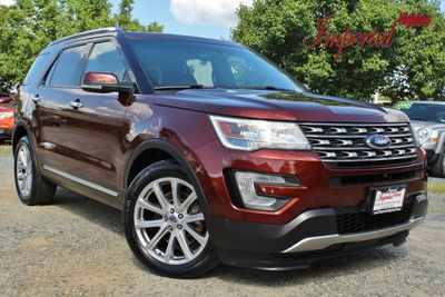 2016 Ford Explorer FWD 4dr Limited SUV