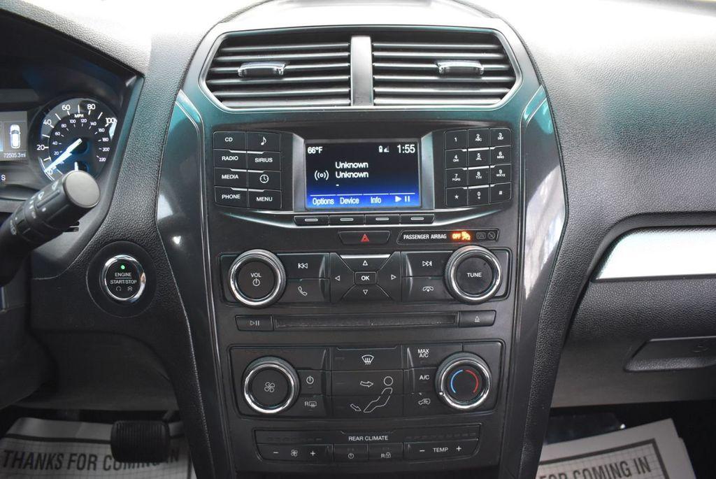 2016 Ford Explorer FWD 4dr XLT - 18497652 - 25