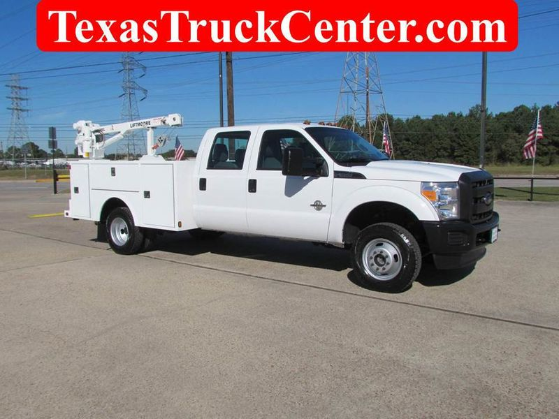 2016 Ford F350 Mechanics Service Truck 4x4 - 17603917 - 0