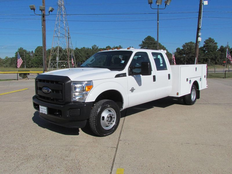 2016 Ford F350 Mechanics Service Truck 4x4 - 17603917 - 3
