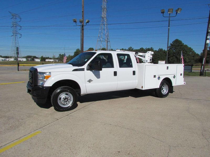 2016 Ford F350 Mechanics Service Truck 4x4 - 17603917 - 4