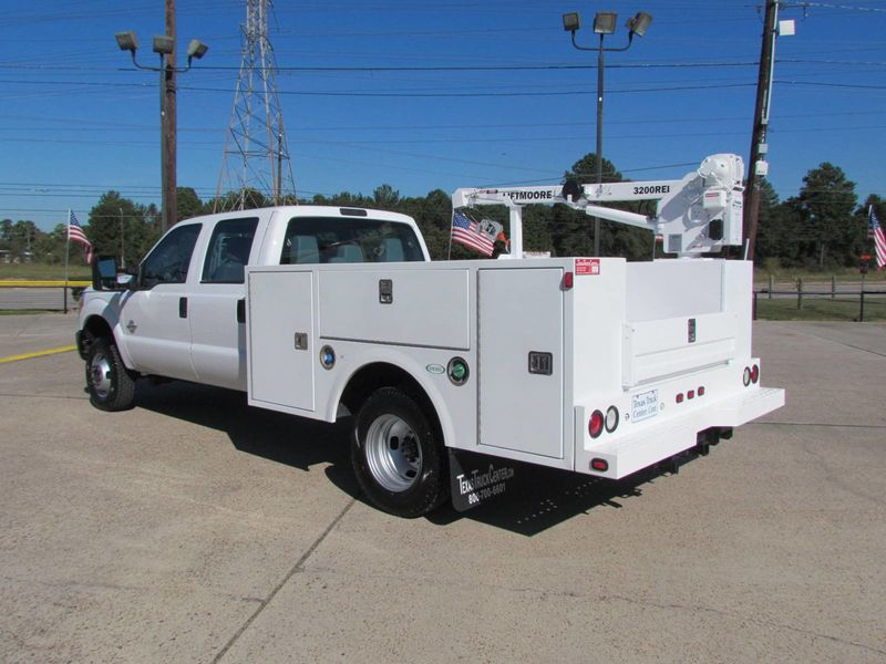 2016 Ford F350 Mechanics Service Truck 4x4 - 17603917 - 7