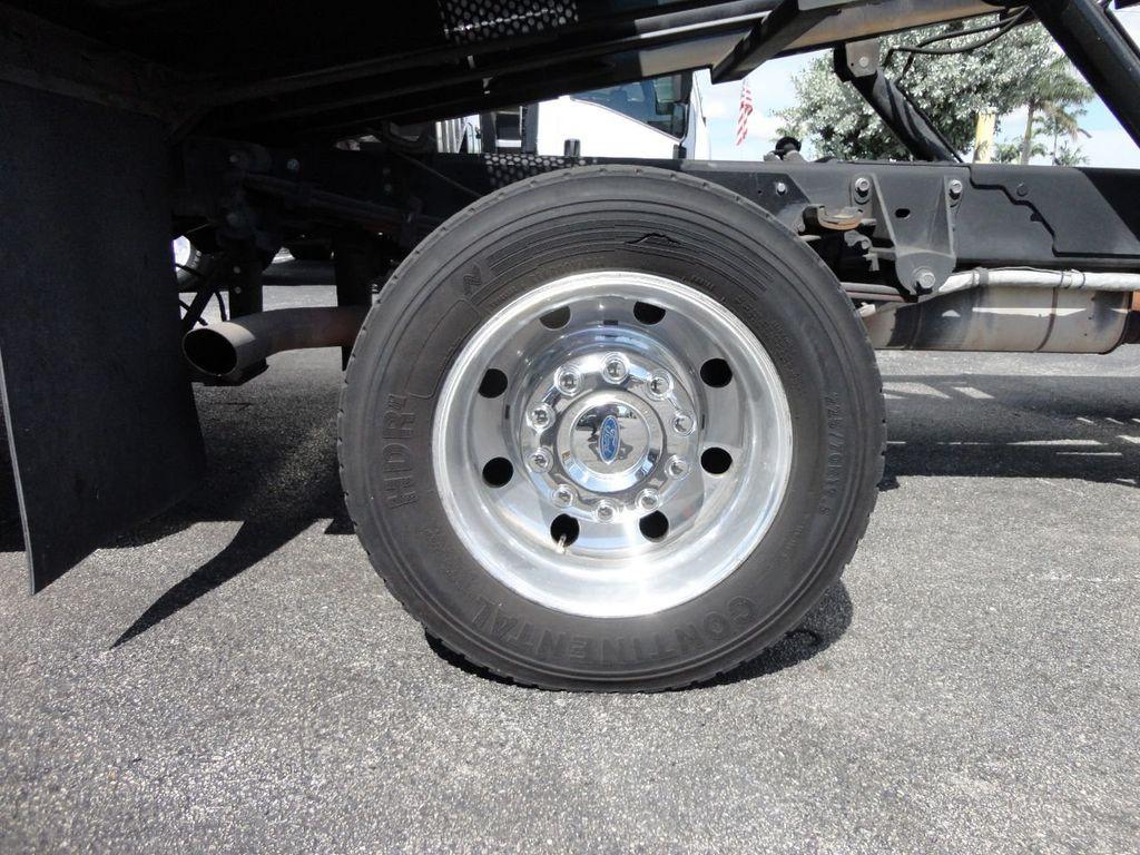 2016 Ford F550 19FT ROLLBACK TOW TRUCK..JERRDAN 19RRSB - 18020853 - 13