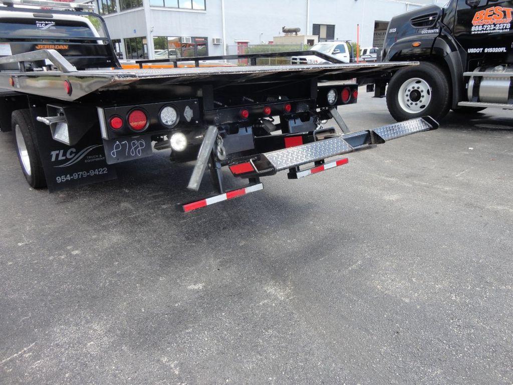 2016 Ford F550 19FT ROLLBACK TOW TRUCK..JERRDAN 19RRSB - 18020853 - 26