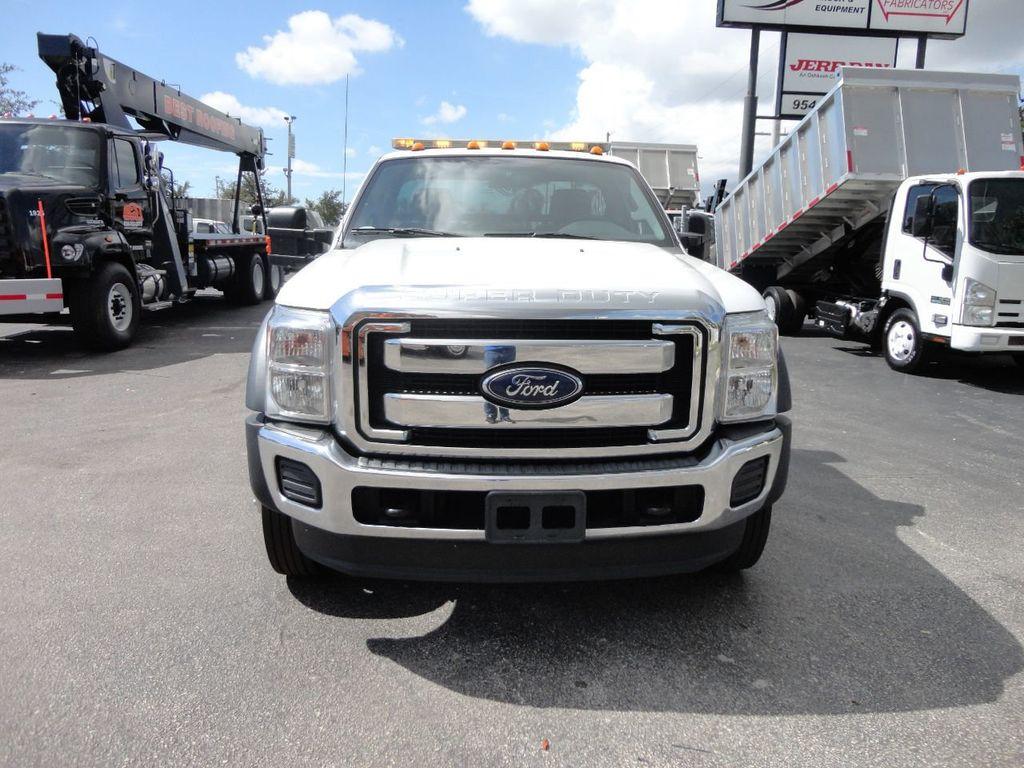 2016 Ford F550 19FT ROLLBACK TOW TRUCK..JERRDAN 19RRSB - 18020853 - 4