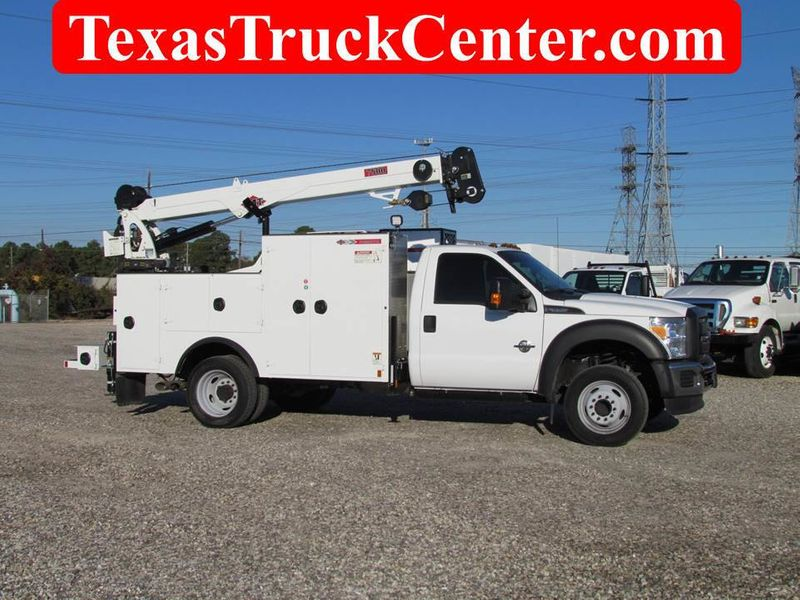 2016 Ford F550 Mechanics Service Truck 4x2 - 17136261 - 0