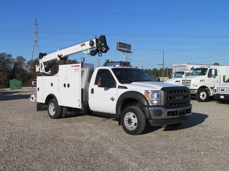 2016 Ford F550 Mechanics Service Truck 4x2 - 17136261 - 1