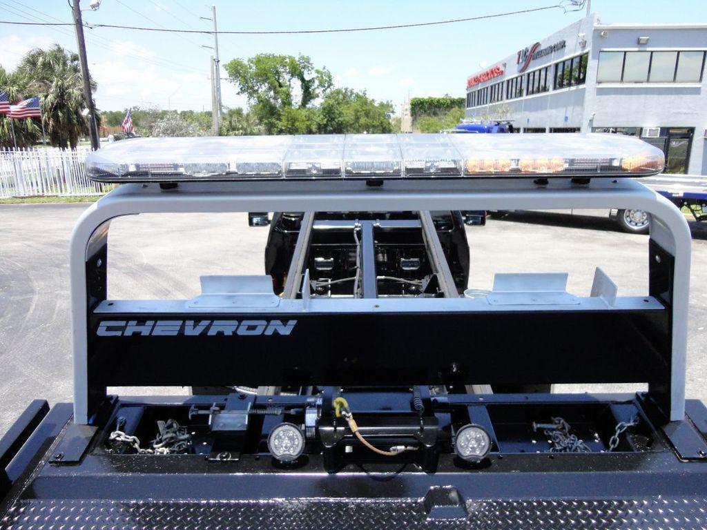 2016 Ford F550 REG CAB 4X2 19.5FT (LCG) CHEVRON ROLLBACK TOW TRUCK - 17609053 - 9