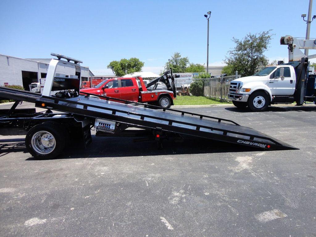 2016 Ford F550 REG CAB 4X2 19.5FT (LCG) CHEVRON ROLLBACK TOW TRUCK - 17609053 - 12