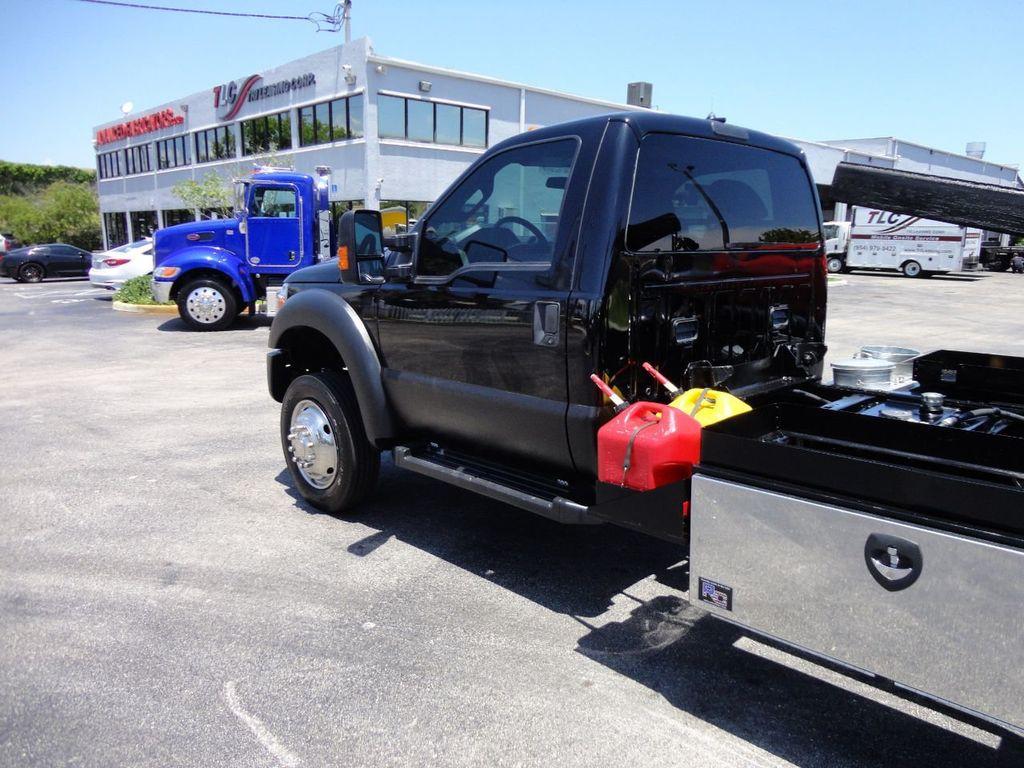 2016 Ford F550 REG CAB 4X2 19.5FT (LCG) CHEVRON ROLLBACK TOW TRUCK - 17609053 - 14