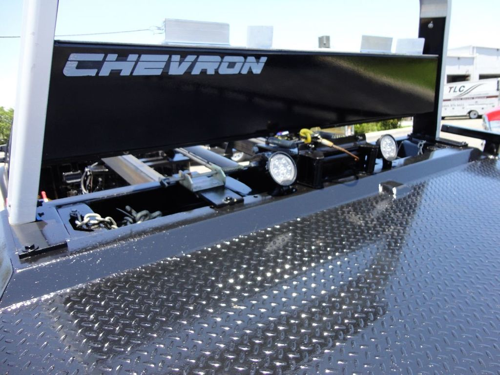 2016 Ford F550 REG CAB 4X2 19.5FT (LCG) CHEVRON ROLLBACK TOW TRUCK - 17609053 - 22