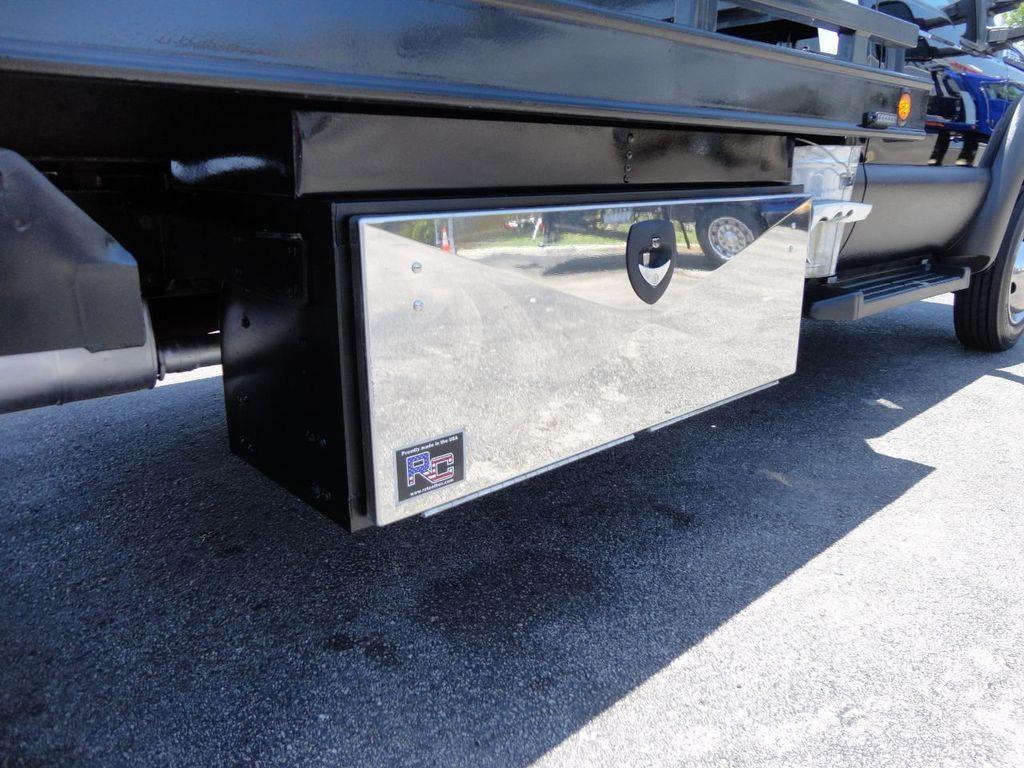 2016 Ford F550 REG CAB 4X2 19.5FT (LCG) CHEVRON ROLLBACK TOW TRUCK - 17609053 - 24