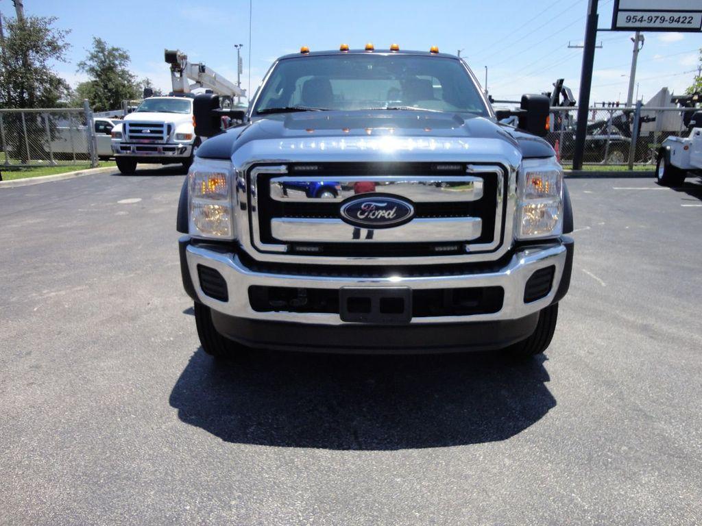 2016 Ford F550 REG CAB 4X2 19.5FT (LCG) CHEVRON ROLLBACK TOW TRUCK - 17609053 - 2