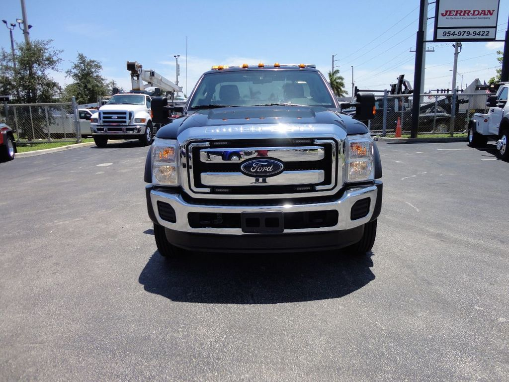 2016 Ford F550 REG CAB 4X2 19.5FT (LCG) CHEVRON ROLLBACK TOW TRUCK - 17609053 - 35
