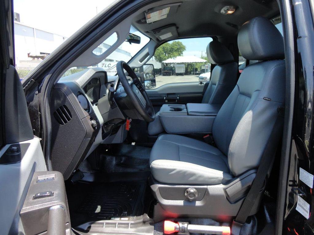2016 Ford F550 REG CAB 4X2 19.5FT (LCG) CHEVRON ROLLBACK TOW TRUCK - 17609053 - 37