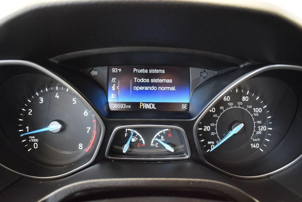2016 Ford Focus 4dr Sedan SE - 16885733 - 16