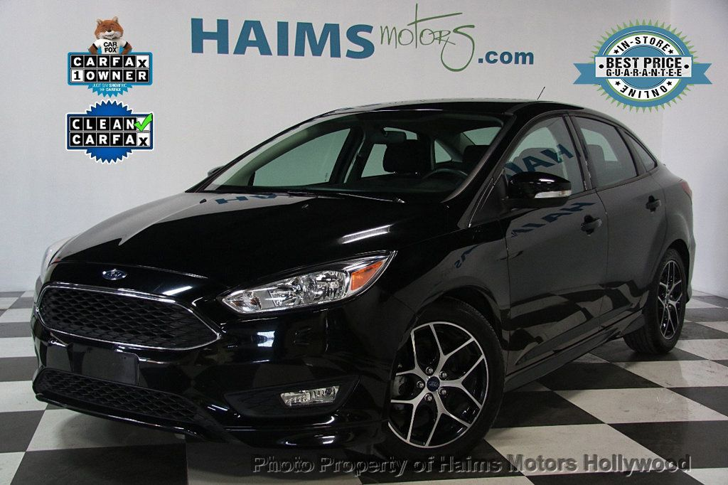 2016 Ford Focus 4dr Sedan SE - 17165133 - 0