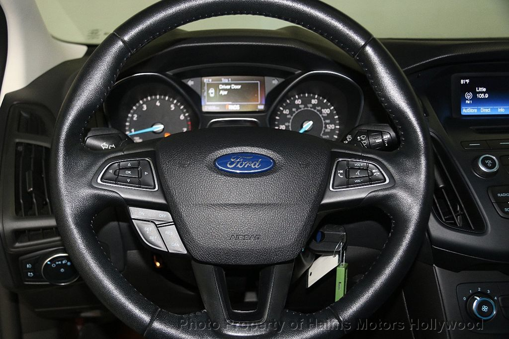2016 Ford Focus 4dr Sedan SE - 17165133 - 26