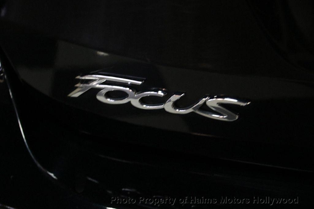 2016 Ford Focus 4dr Sedan SE - 17165133 - 8