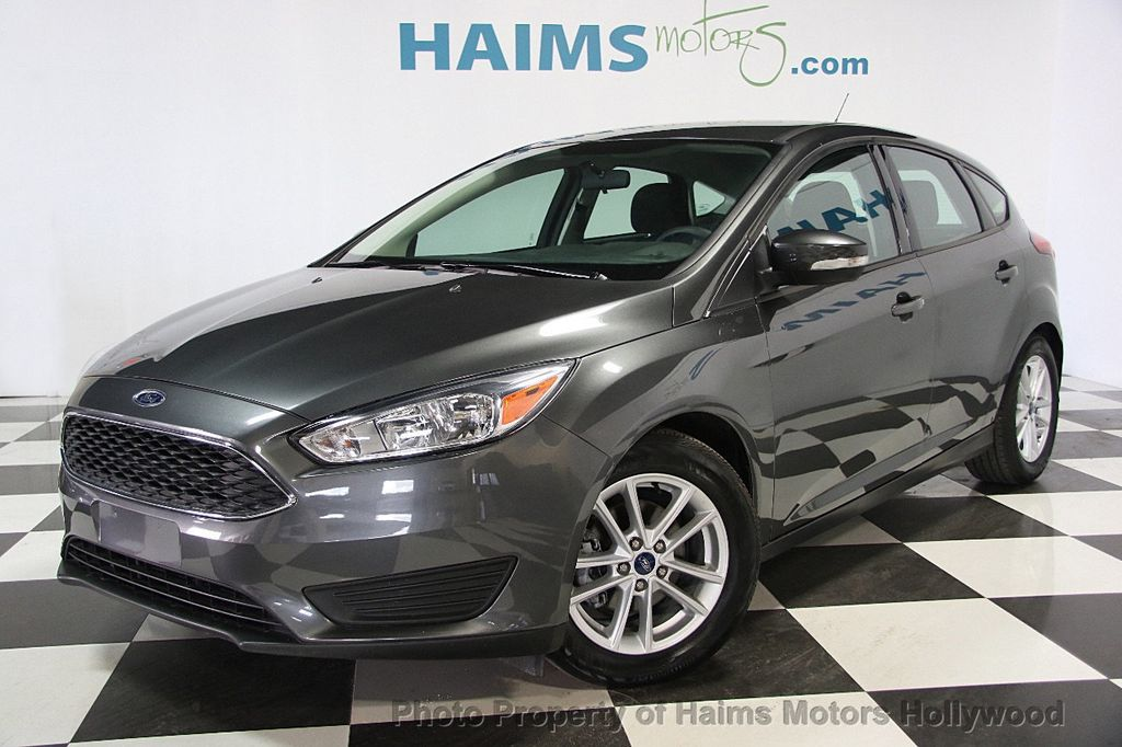 2016 Ford Focus 5dr Hatchback Se 16577393