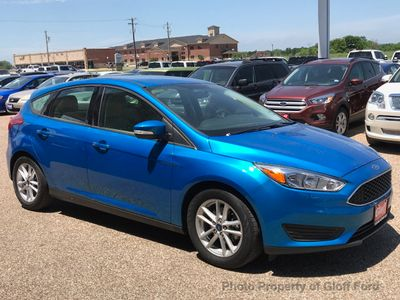 2016 Ford Focus 5dr Hatchback SE - Click to see full-size photo viewer