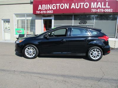2016 Ford Focus  HATCHBACK CARFAX ONE OWNER