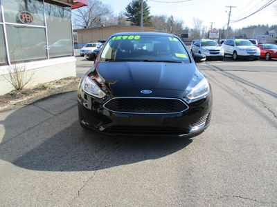 2016 Ford Focus  HATCHBACK CARFAX ONE OWNER - Click to see full-size photo viewer