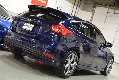 2016 Ford Focus ST - Click to see full-size photo viewer