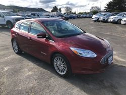 2016 Ford Focus Electric - 1FADP3R46GL380397