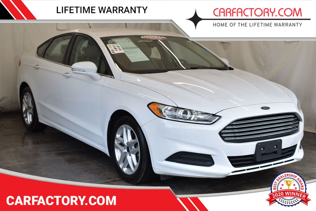2016 Ford Fusion 4dr Sedan SE FWD - 17875139 - 0