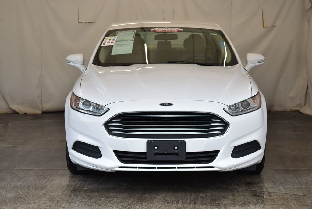 2016 Ford Fusion 4dr Sedan SE FWD - 17875139 - 3