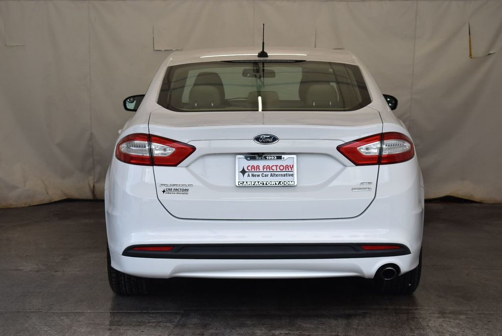 2016 Ford Fusion 4dr Sedan SE FWD - 17875139 - 7