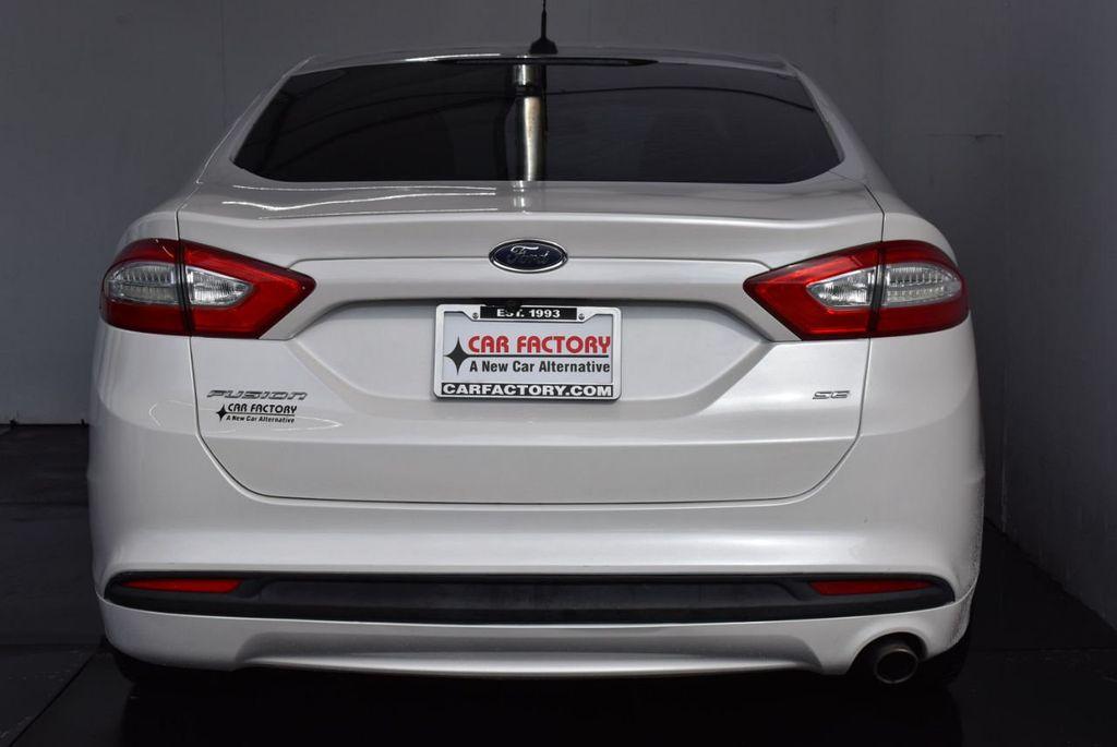 2016 Ford Fusion 4dr Sedan SE FWD - 17875144 - 2