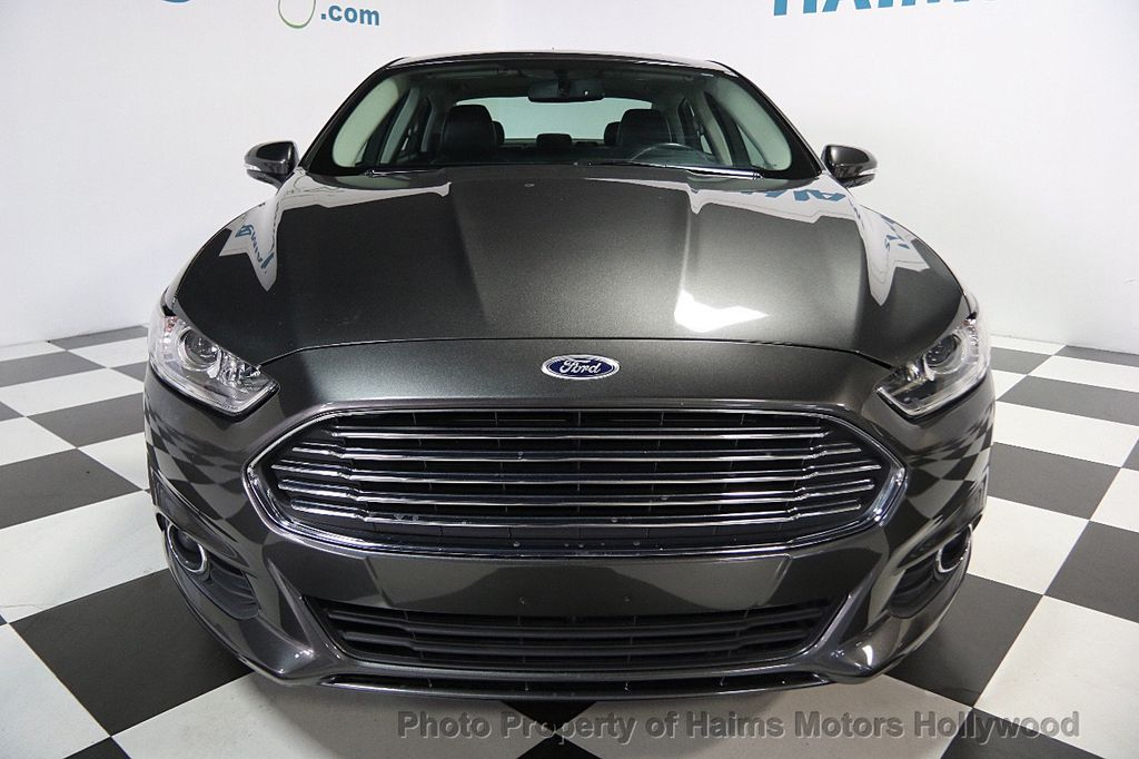 2016 Ford Fusion 4dr Sedan SE FWD - 16433314 - 1
