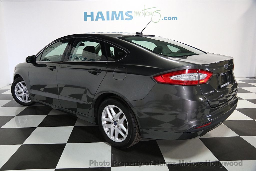 2016 Ford Fusion 4dr Sedan SE FWD - 16433314 - 3