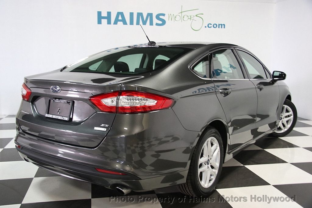 2016 Ford Fusion 4dr Sedan SE FWD - 16433314 - 5