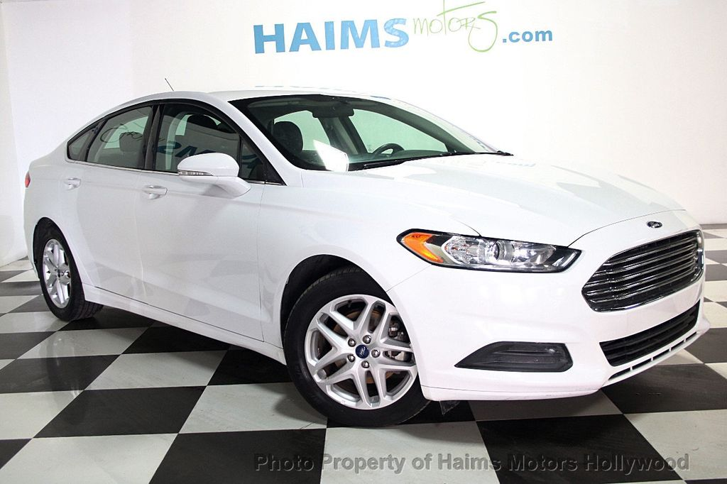 2016 used ford fusion 4dr sedan se fwd at haims motors serving fort lauderdale hollywood miami. Black Bedroom Furniture Sets. Home Design Ideas