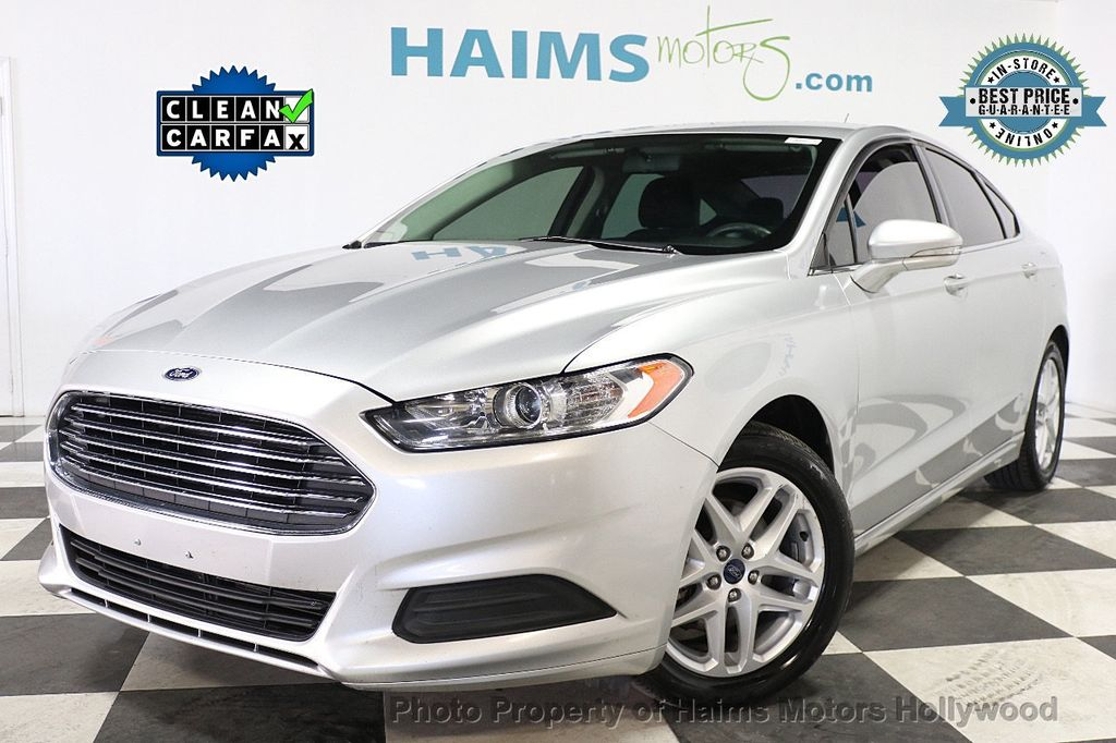 2016 Ford Fusion 4dr Sedan SE FWD - 17858486 - 0