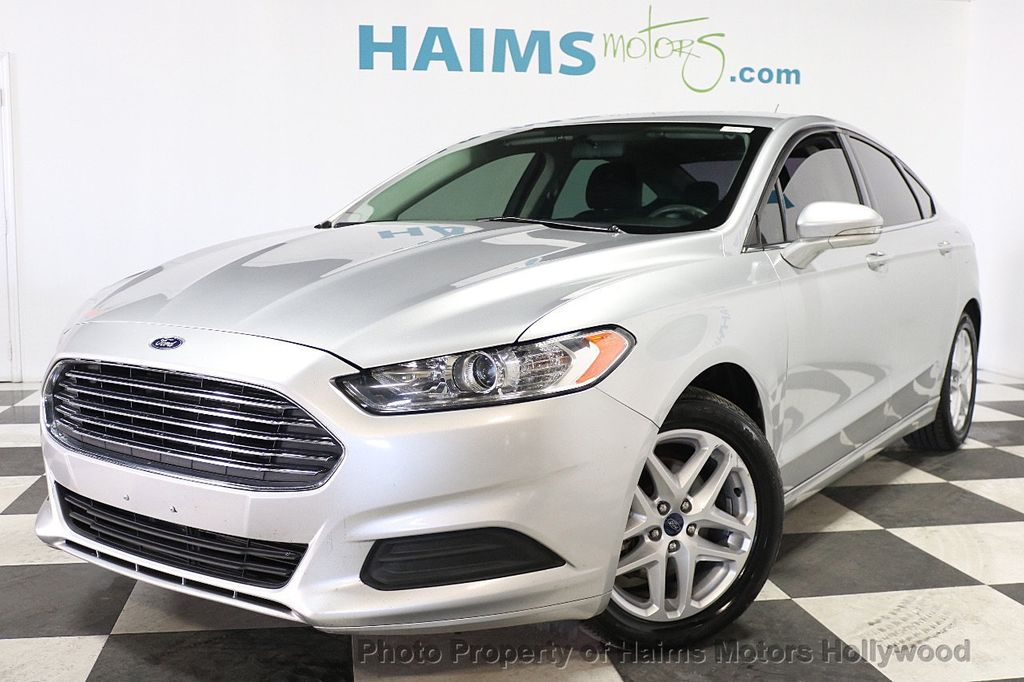 2016 Ford Fusion 4dr Sedan SE FWD - 17858486 - 1