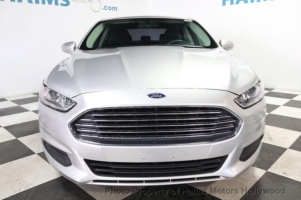 2016 Ford Fusion 4dr Sedan SE FWD - 17858486 - 2