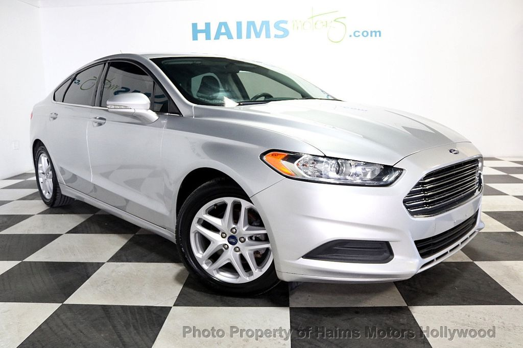 2016 Ford Fusion 4dr Sedan SE FWD - 17858486 - 3
