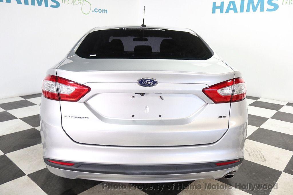 2016 Ford Fusion 4dr Sedan SE FWD - 17858486 - 5