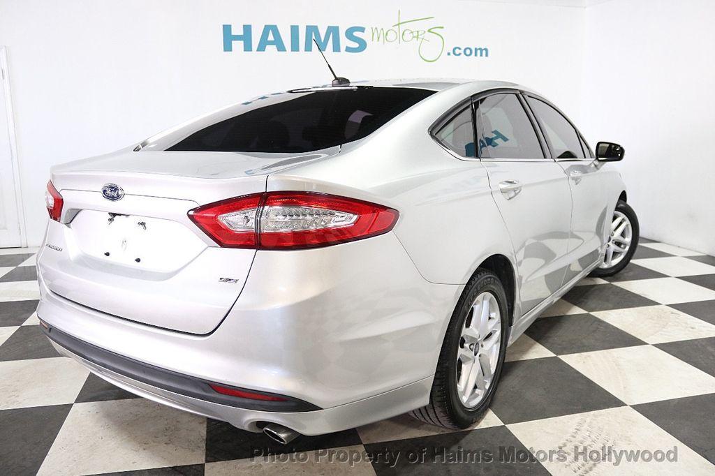 2016 Ford Fusion 4dr Sedan SE FWD - 17858486 - 6