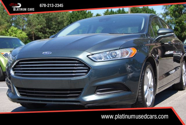 2016 Ford Cars >> 2016 Used Ford Fusion 4dr Sedan Se Fwd At Platinum Used Cars