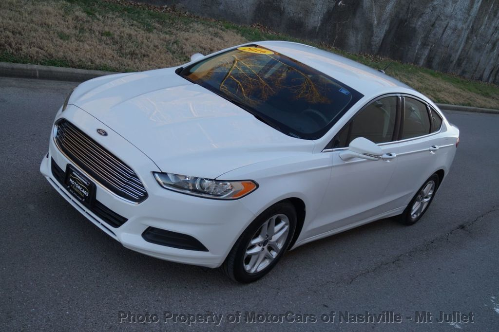 2016 Ford Fusion 4dr Sedan SE FWD - 18496927 - 14