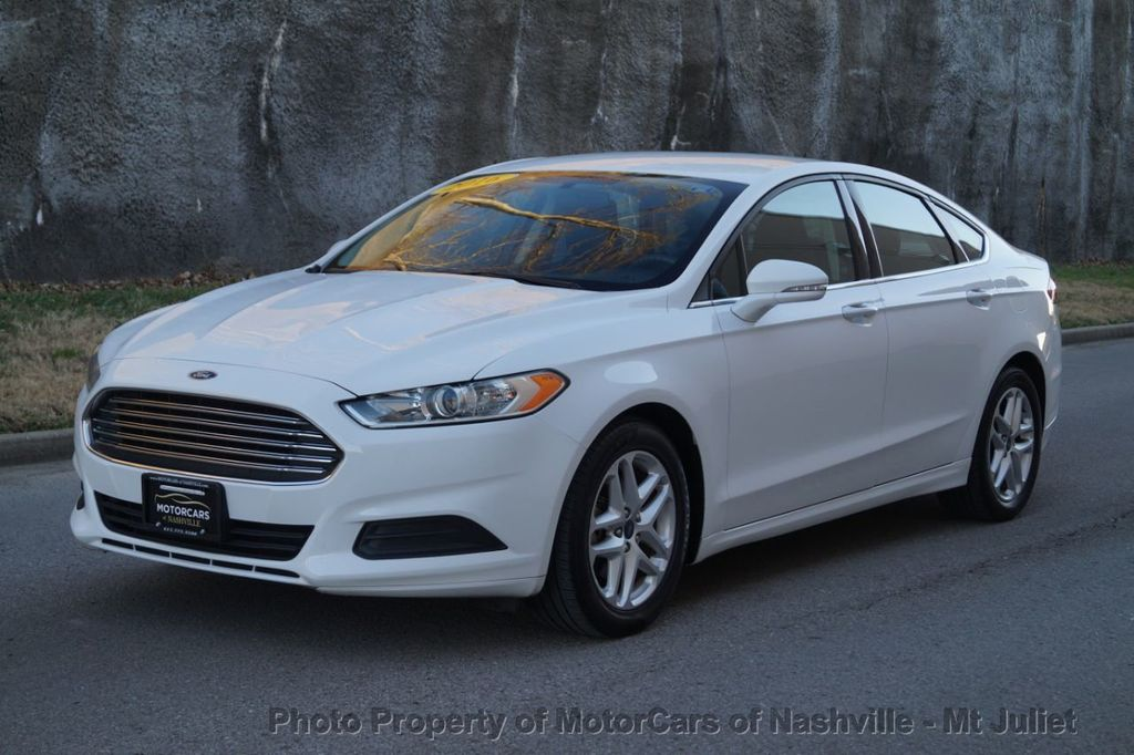 2016 Ford Fusion 4dr Sedan SE FWD - 18496927 - 1