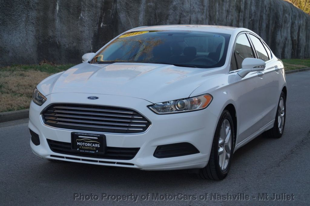 2016 Ford Fusion 4dr Sedan SE FWD - 18496927 - 2