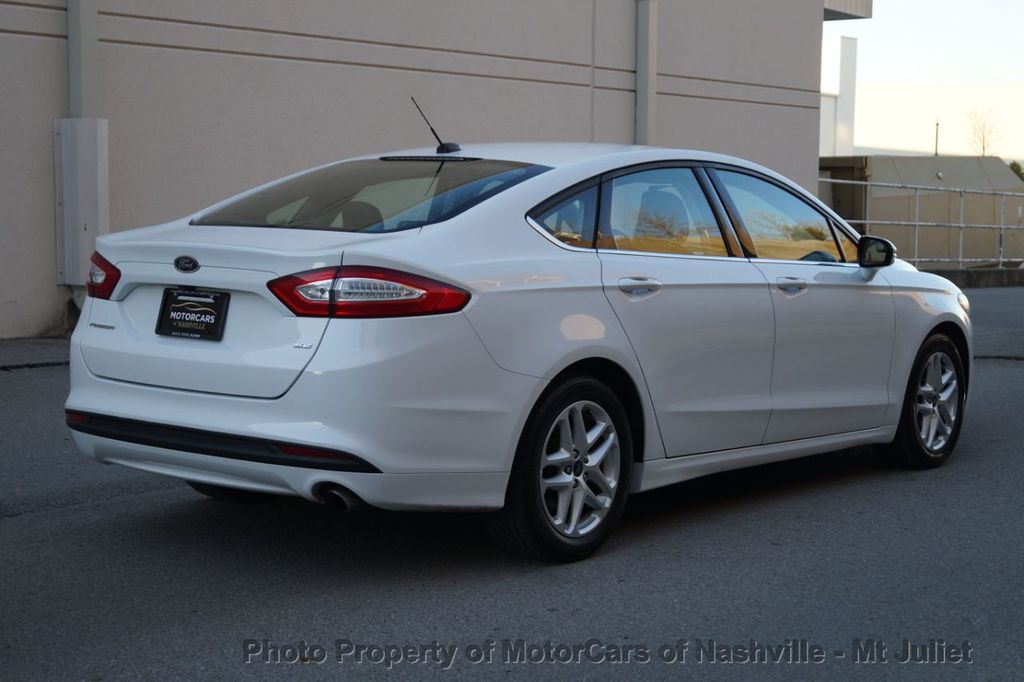 2016 Ford Fusion 4dr Sedan SE FWD - 18496927 - 7