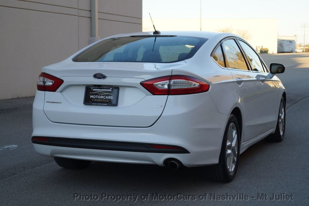 2016 Ford Fusion 4dr Sedan SE FWD - 18496927 - 8